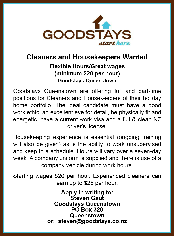 Guest Services Maintenance Agent Jobfix