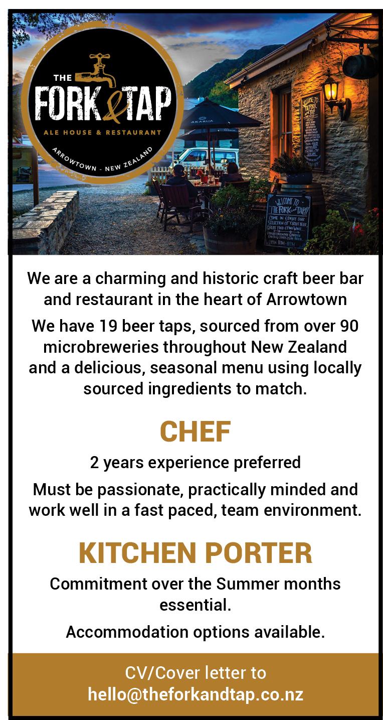 Chef & Sous Chef | JobFix